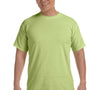Comfort Colors Mens Short Sleeve Crewneck T-Shirt - Celedon Green