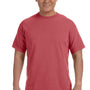 Comfort Colors Mens Short Sleeve Crewneck T-Shirt - Cumin Red
