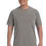 Comfort Colors Mens Short Sleeve Crewneck T-Shirt - Grey