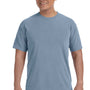 Comfort Colors Mens Short Sleeve Crewneck T-Shirt - Ice Blue