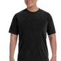 Comfort Colors Mens Short Sleeve Crewneck T-Shirt - Black
