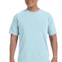 Comfort Colors Mens Short Sleeve Crewneck T-Shirt - Chambray Blue