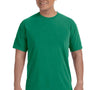 Comfort Colors Mens Short Sleeve Crewneck T-Shirt - Grass Green