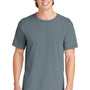 Comfort Colors Mens Short Sleeve Crewneck T-Shirt - Granite Grey