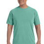Comfort Colors Mens Short Sleeve Crewneck T-Shirt - Island Reef Green