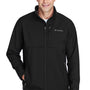 Columbia Mens Ascender Wind & Water Resistant Full Zip Jacket - Black