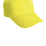 Port Authority Mens Adjustable Hat - Safety Yellow