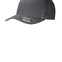 Port Authority Mens Stretch Fit Hat - Graphite Grey