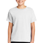 Comfort Colors Youth Short Sleeve Crewneck T-Shirt - White