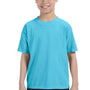 Comfort Colors Youth Short Sleeve Crewneck T-Shirt - Lagoon Blue