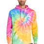 Tie-Dye Mens Hooded Sweatshirt Hoodie - Eternity