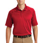 CornerStone Mens Select Tactical Moisture Wicking Short Sleeve Polo Shirt - Red
