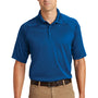 CornerStone Mens Select Tactical Moisture Wicking Short Sleeve Polo Shirt - Royal Blue