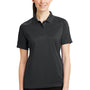 CornerStone Womens Select Tactical Moisture Wicking Short Sleeve Polo Shirt - Charcoal Grey