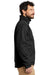 Carhartt CT102199 Mens Crowley Wind & Water Resistant Full Zip Jacket Black Side