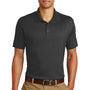 Eddie Bauer Mens UPF 30+ Performance Short Sleeve Polo Shirt - Black