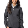 Eddie Bauer Womens Water Resistant Full Zip Jacket - Steel Grey
