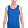 Gildan Mens Tank Top - Royal Blue
