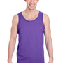 Gildan Mens Tank Top - Purple