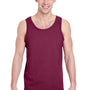 Gildan Mens Tank Top - Maroon