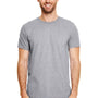 Gildan Mens Softstyle Short Sleeve Crewneck T-Shirt - Heather Graphite Grey