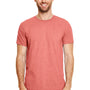 Gildan Mens Softstyle Short Sleeve Crewneck T-Shirt - Heather Bronze