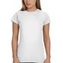 Gildan Womens Softstyle Short Sleeve Crewneck T-Shirt - White