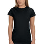 Gildan Womens Softstyle Short Sleeve Crewneck T-Shirt - Black