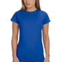 Gildan Womens Softstyle Short Sleeve Crewneck T-Shirt - Royal Blue