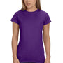 Gildan Womens Softstyle Short Sleeve Crewneck T-Shirt - Purple