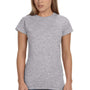Gildan Womens Softstyle Short Sleeve Crewneck T-Shirt - Sport Grey