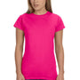 Gildan Womens Softstyle Short Sleeve Crewneck T-Shirt - Antique Heliconia Pink