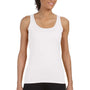 Gildan Womens Softstyle Tank Top - White