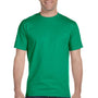 Gildan Mens DryBlend Moisture Wicking Short Sleeve Crewneck T-Shirt - Kelly Green