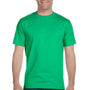 Gildan Mens DryBlend Moisture Wicking Short Sleeve Crewneck T-Shirt - Irish Green