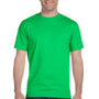 Gildan Mens DryBlend Moisture Wicking Short Sleeve Crewneck T-Shirt - Electric Green