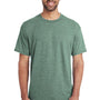 Gildan Mens DryBlend Moisture Wicking Short Sleeve Crewneck T-Shirt - Sport Dark Green