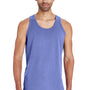 ComfortWash By Hanes Mens Tank Top - Deep Forte Purple