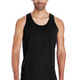 ComfortWash By Hanes Mens Tank Top - Black