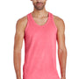 ComfortWash By Hanes Mens Tank Top - Coral Craze Pink