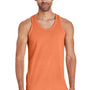 ComfortWash by Hanes Mens Tank Top - Horizon Orange