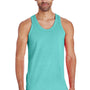 ComfortWash By Hanes Mens Tank Top - Mint Green
