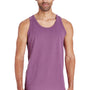 ComfortWash By Hanes Mens Tank Top - Plum Purple