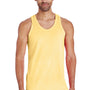 ComfortWash By Hanes Mens Tank Top - Summer Squash Yellow