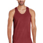 ComfortWash by Hanes Mens Tank Top - Cayenne Red