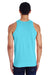 ComfortWash by Hanes GDH300 Tank Top Freshwater Blue Back
