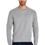ComfortWash By Hanes Mens Crewneck Sweatshirt - Concrete Grey