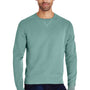 ComfortWash By Hanes Mens Crewneck Sweatshirt - Cypress Green