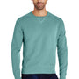 ComfortWash by Hanes Mens Crewneck Sweatshirt - Spanish Moss Green