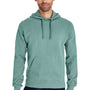 ComfortWash By Hanes Mens Hooded Sweatshirt Hoodie - Cypress Green